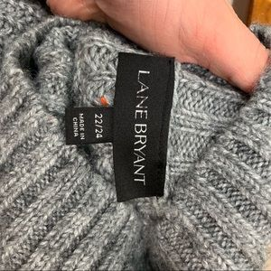 Lane Bryant Sweaters - Lane Bryant | Jeweled Sweater *NEW*
